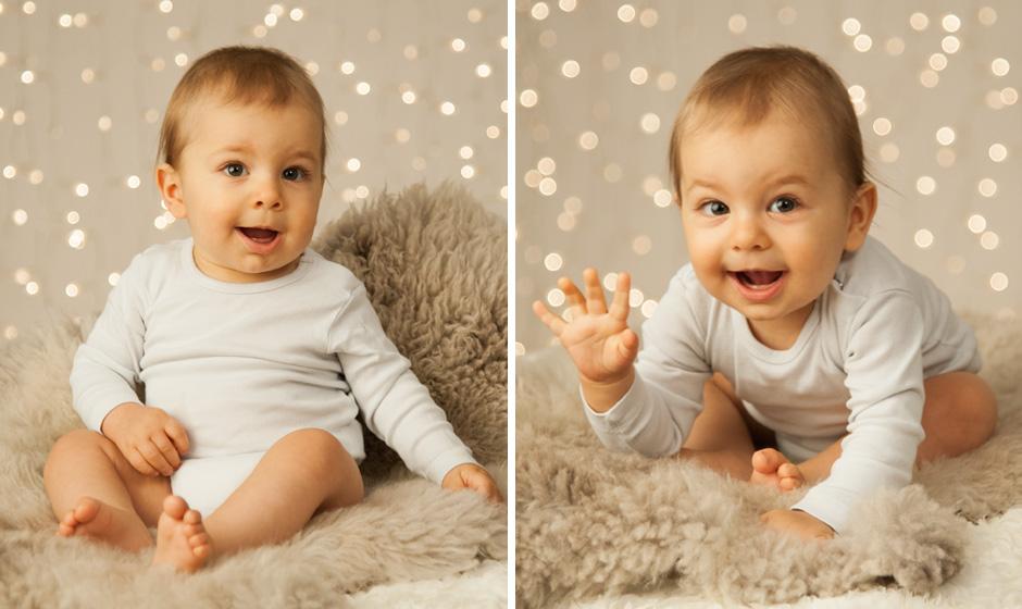 Weihnachtskarten Babyfoto.Weihnachten Luca Unser Strahlemann Foto Lauterwasser